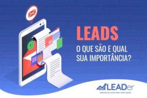 captação de leads online